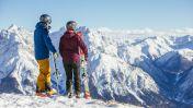 Skiën in Engadin Scuol Zernez