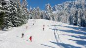 Wintersport Alpenarena Hochhäderich - Hittisau