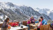 Wintersport Hochzeiger
