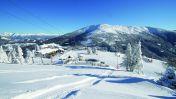 Wintersport skigebied Katschberg-Aineck