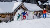 Skigebied Lachtal
