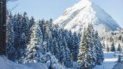 Wintersport Leutasch