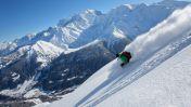Wintersport Haute Savoie - Megève