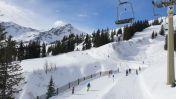 Wintersport Duitsland - Oberstdorf
