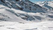 Skiën in Saas-Grund