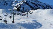 Wintersport skigebied Schetteregg