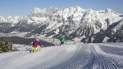 Wintersport skigebied Schladming Dachstein