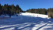 Wintersport Thüringen - Skiarena Silbersattel