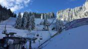 Wintersport Thüringen - Silbersattel Steinach