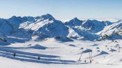 Skigebied Les 2 Alpes