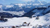 Skigebied Praz de Lys–Sommand