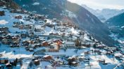 Wintersport Veysonnaz