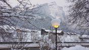 Wintersport in Au