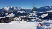 Wintersport in Oostenrijk - Fieberbrunn