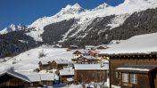 Wintersport skigebied Brigels Surselva