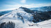 Wintersport skigebied Werfenweng