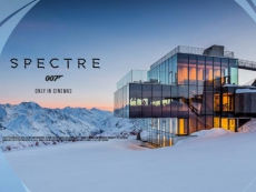 Ötztal Sölden - James Bond Spectre