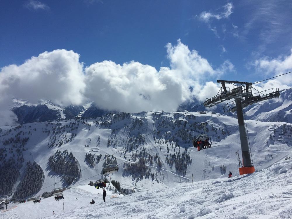6sesselbahn Gerent in Mayrhofen