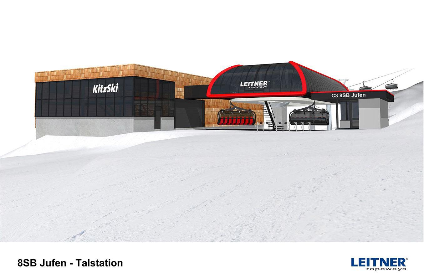 8SB Jugen - KitzSki Dalstation