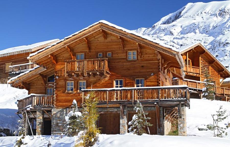 Alpe d'Huez - Chalet Melusine