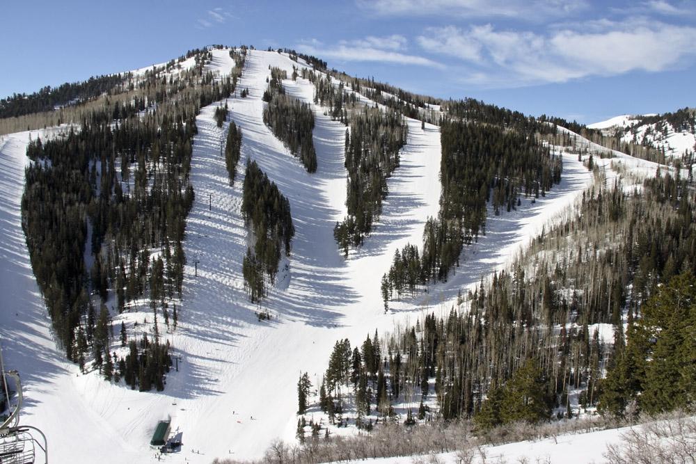 Amerika - Deer Valley Resort
