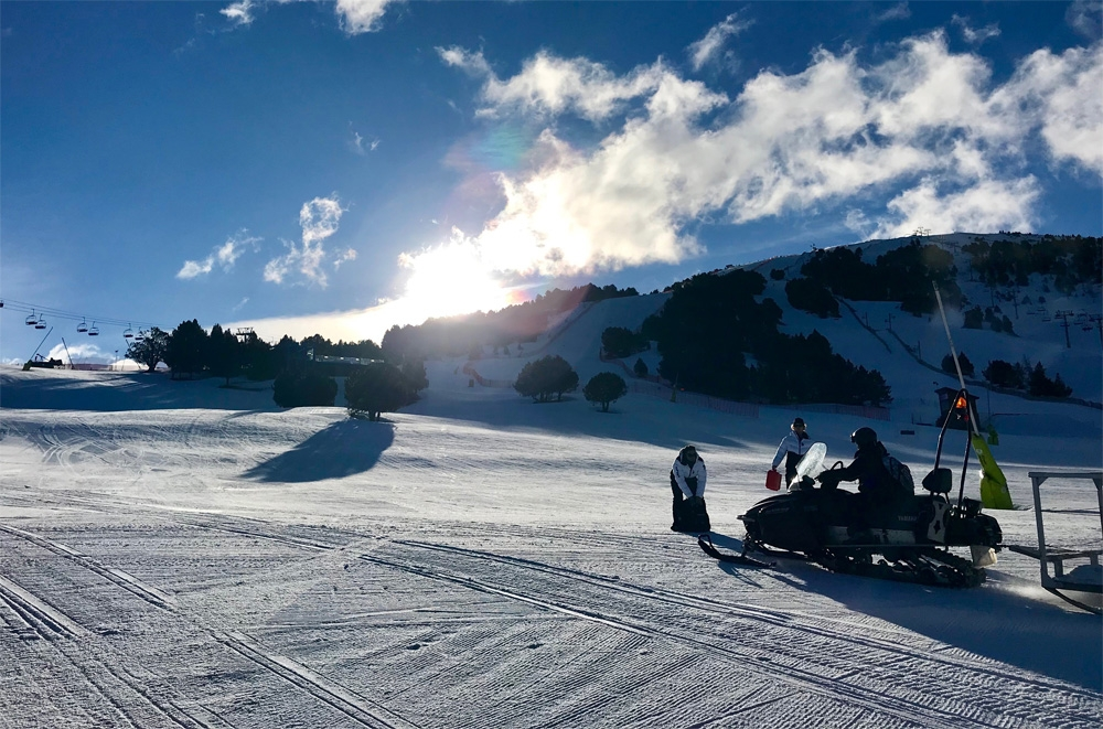 Andorra - FIS Ski World Cup