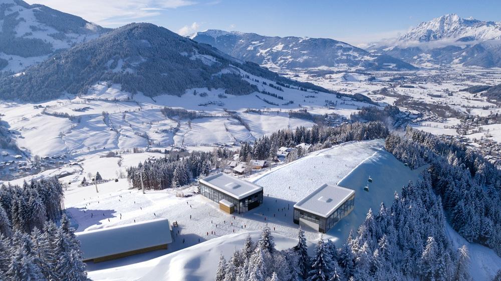 Bergstation Natrun - Hochkönig