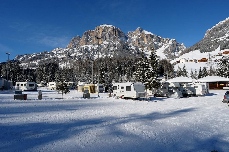 Camping Colfosco Corvara Alta Badia
