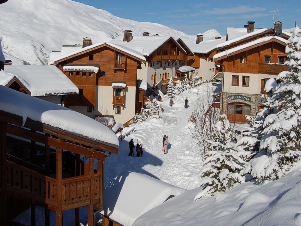 Chalet Aappartementen - Montagnettes Hameau de la Sapinière