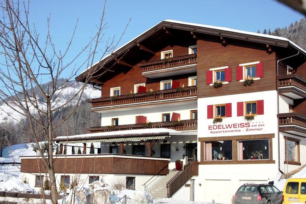 Chalet-Appartementen Edelweiss am See