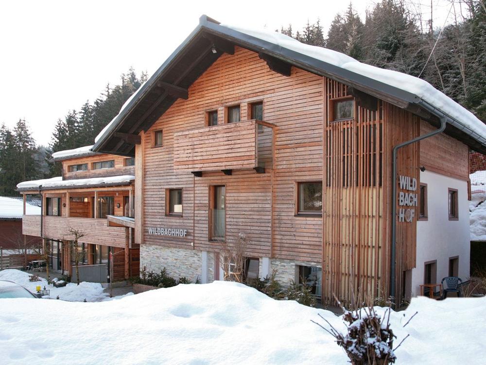 Chalet Appartementen - Wildbachhof