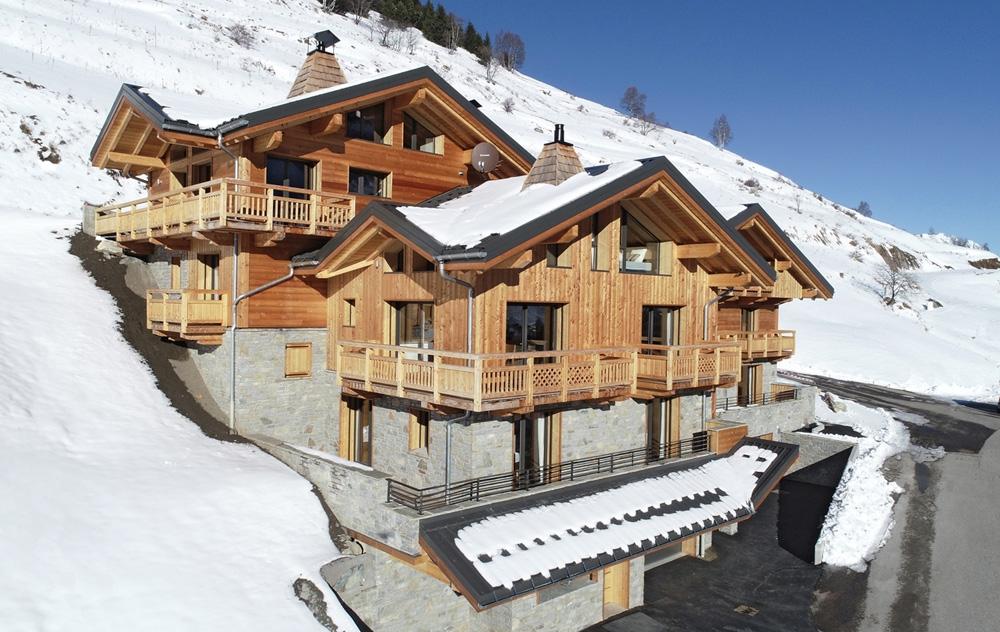 Chalet Girrzly, Les Deux Alpes