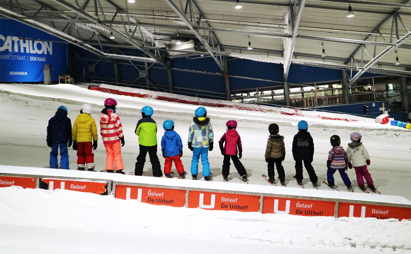 De Uithof, Den Haag - Skilessen