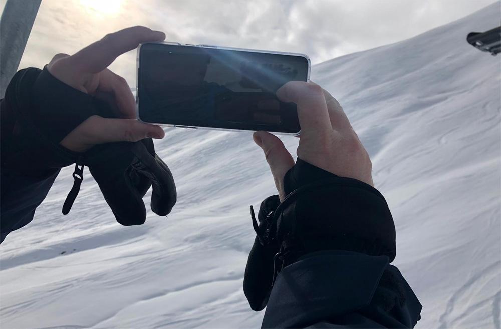 Fotograferen met 10 Peaks