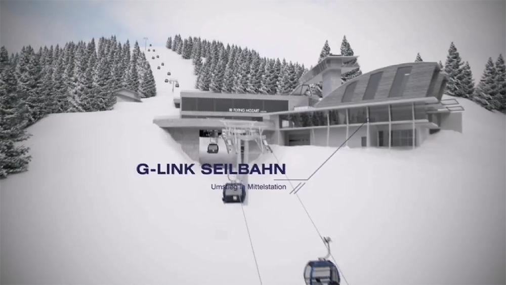 G-Link Seilbahn