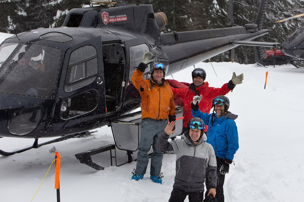 Great Canadian Heliski