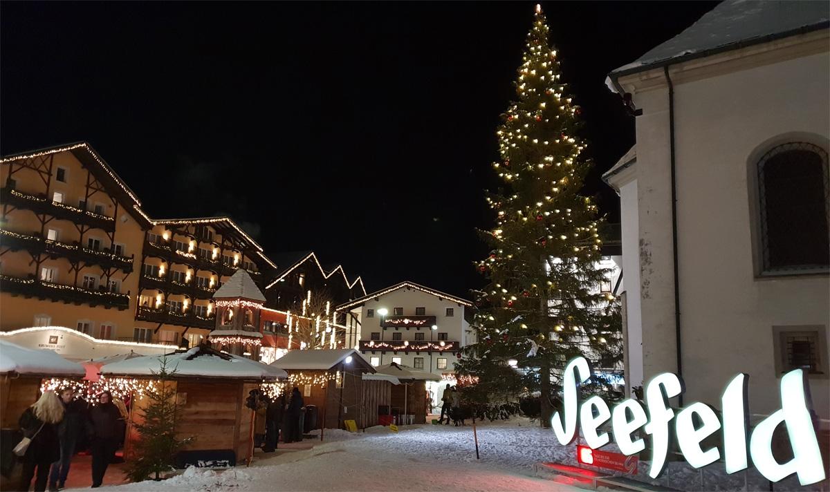 Kerstmarkt Seefeld in Tirol