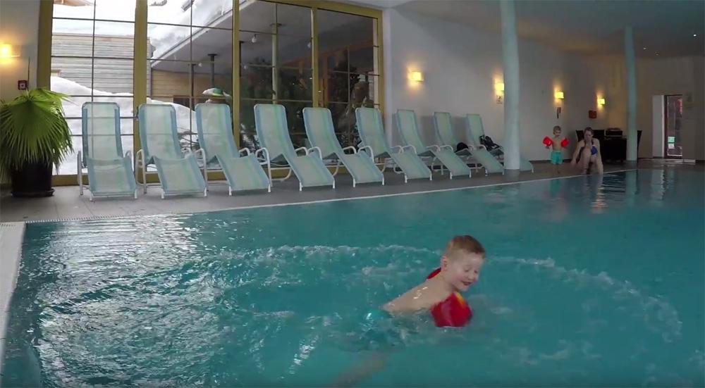 Landal Hochmontafon - Zwembad
