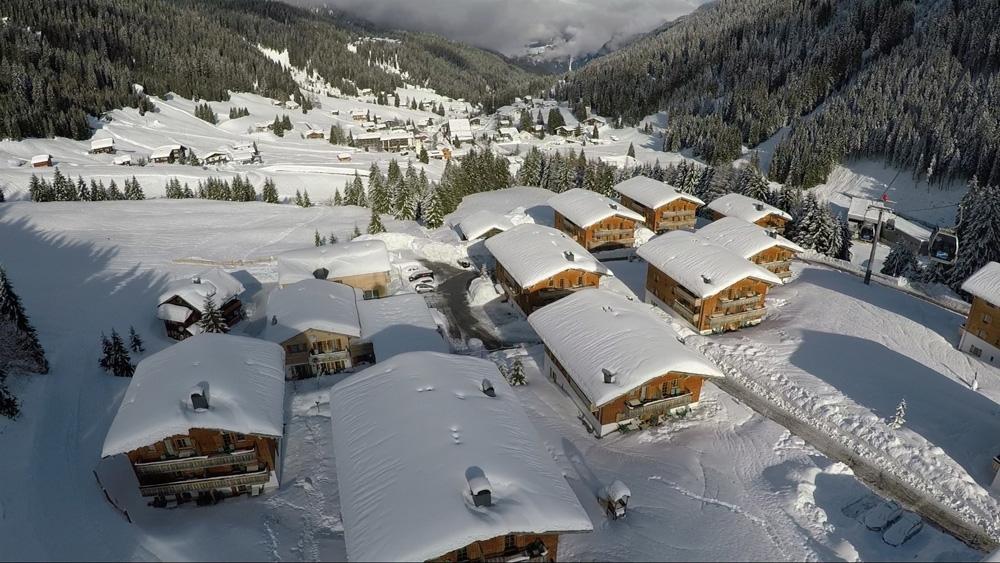 Park: Landal Ski Life - Hochmontafon