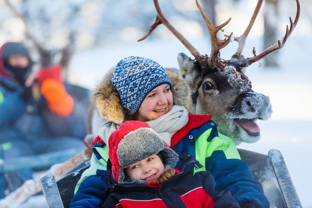 Lapland voor jong en oud