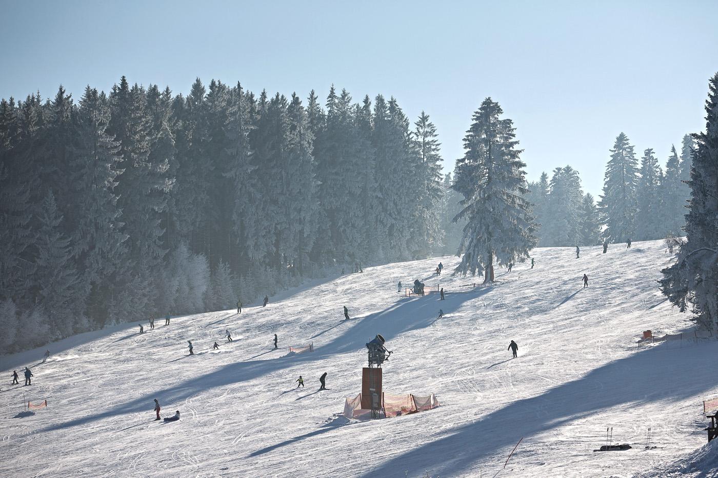 Lipno in Boheemse Woud - Zuid-Tsjechië