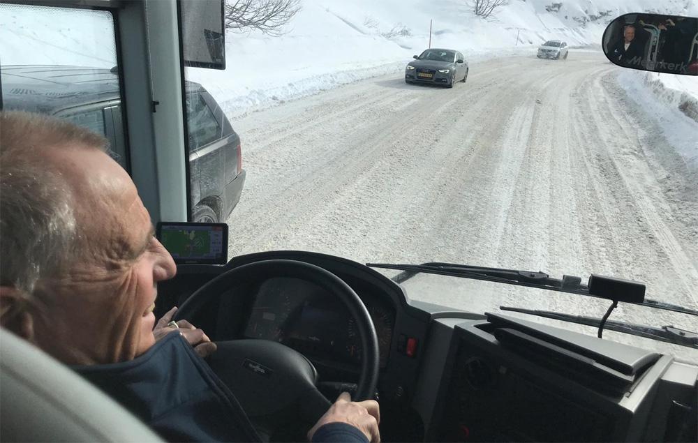Met Winterliner naar wintersport