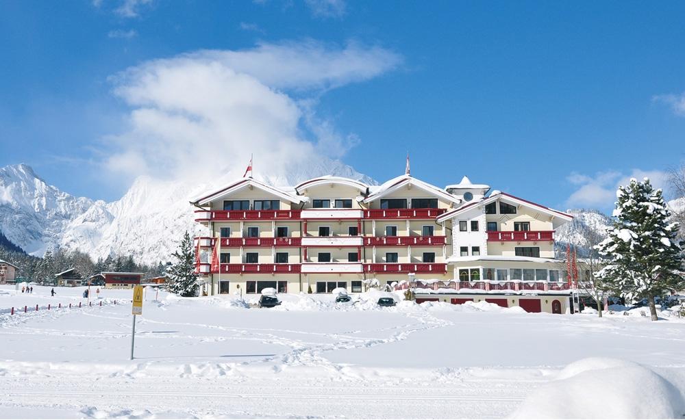 Pertisau- Hotel Garni Auszeit