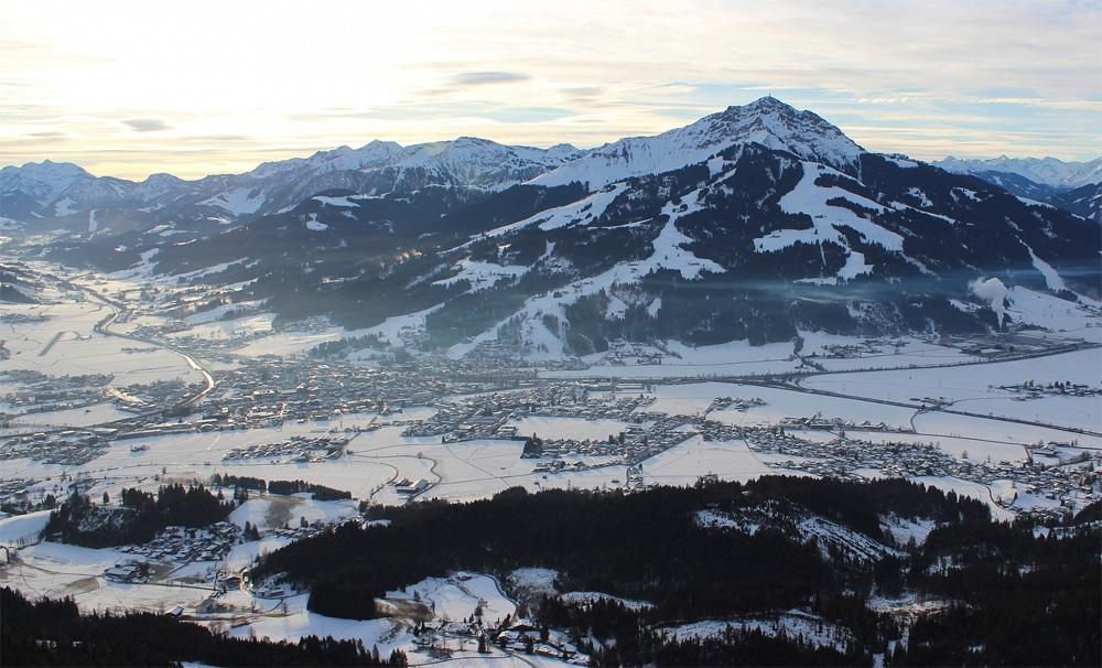 Sankt Johann in Tirol, 13 januari 2020