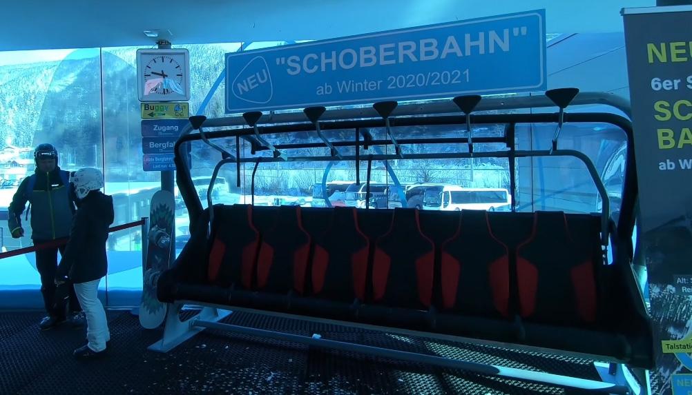 Schoberbahn in Reiteralm - Dachstein