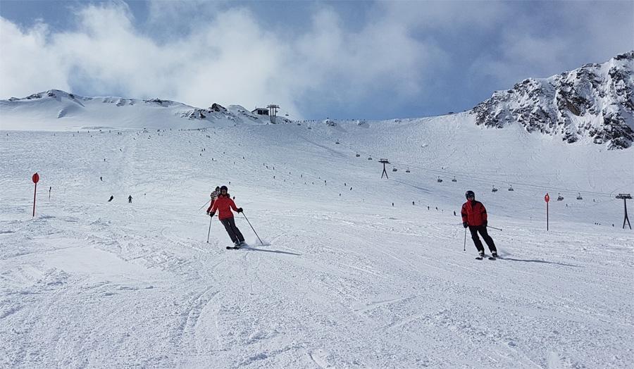 beter skien