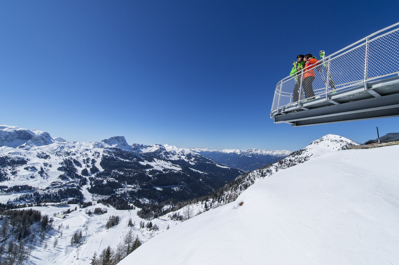 Skigebied Nassfeld