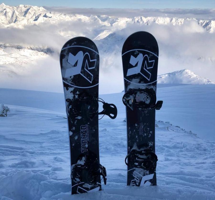 Turner Snowboard