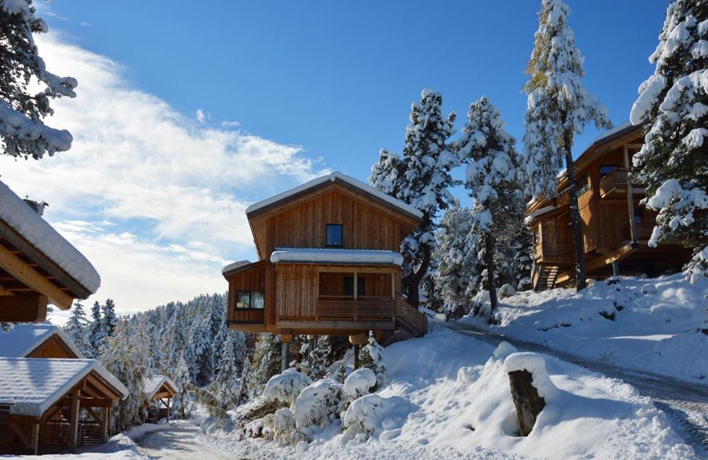 Skigebied Turracher Höhe
