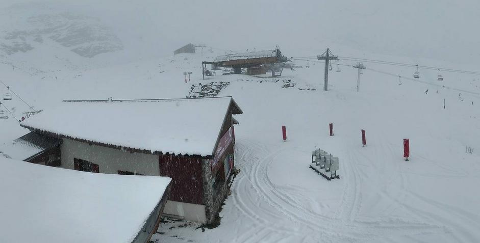 Val Thorens op 2540 meter